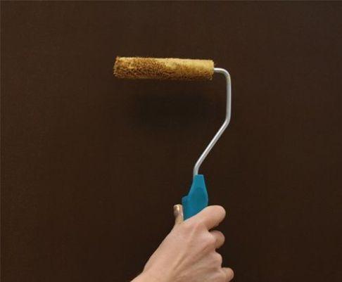 Cómo pintar mi casa con pinturas decorativas II pintura efecto óxido de Osaka 1