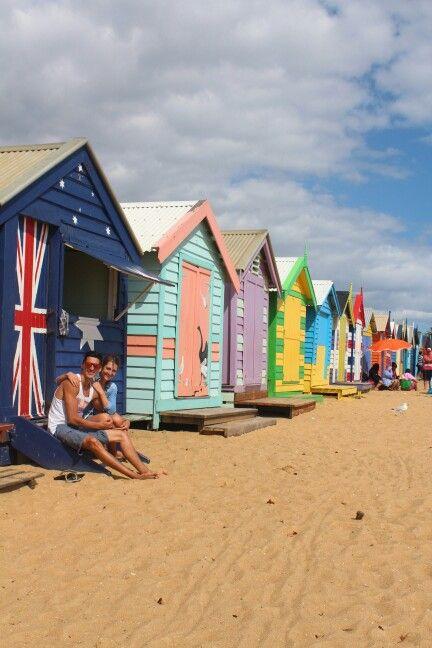 Brighton Beach Melbourne Victoria
