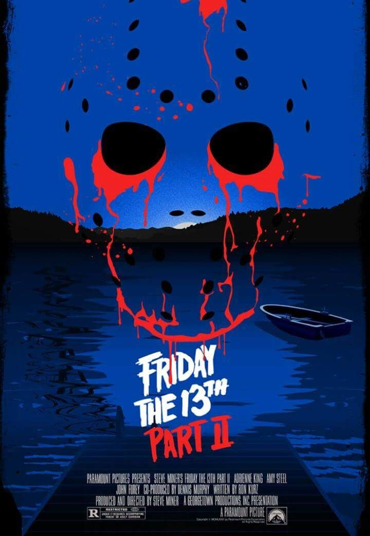 Friday The 13th The Whole Terrified Girl In The Woods Thing Friday The 13th Horror Movie Fan Jason Voorhees