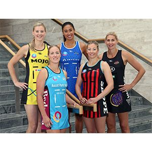 2015 -  ANZ Championship Netball On Free-To-Air Television