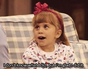 [gif] 30 Things Michelle Tanner Can Teach You About Dating Like A Grown-Up