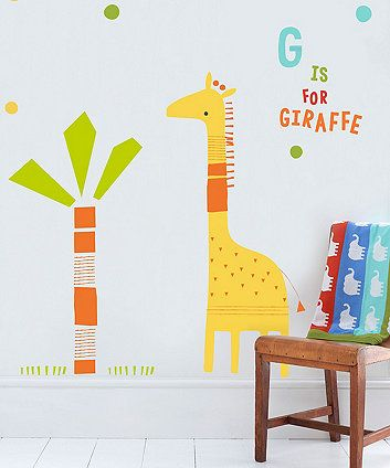 hello friends extra large wall sticker pack