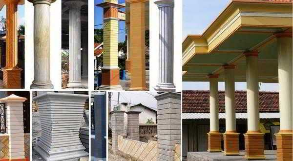 45 Modern Home Pillar The Most Widely Used Neat Fast Rooftop Design Best Kitchen Designs Modern House