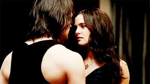 The chemistry between Rose and Dimitri is incredible. | Community Post: 17 Reasons Why Vampire Academy: Blood Sisters Is Going To Be Amazing