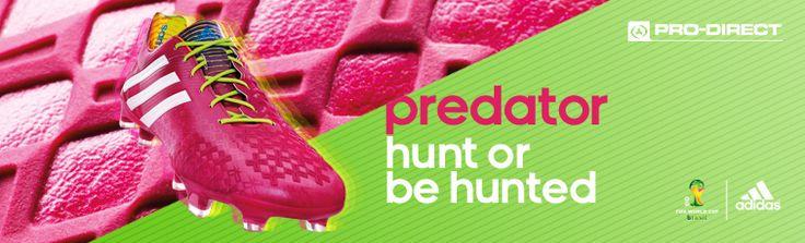 adidas Samba Pack - Predator Hunt or be Hunted