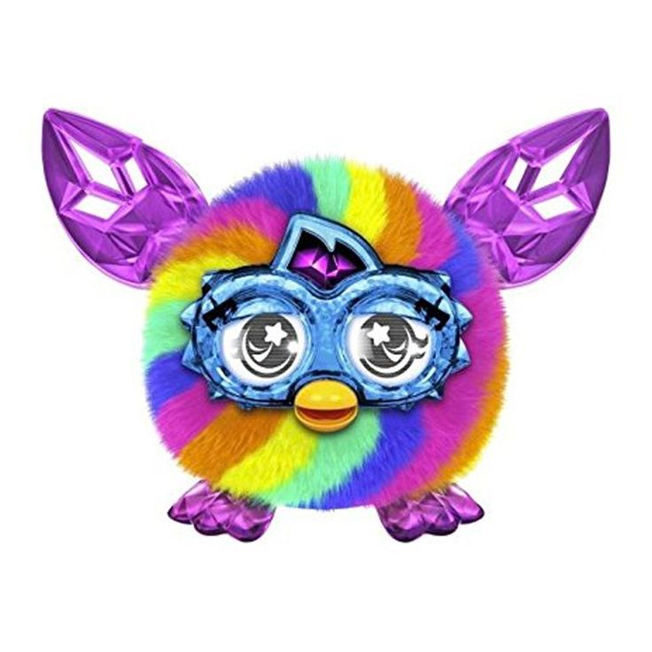 Furby  Séries Cristal Rainbow Arc-En-Ciel