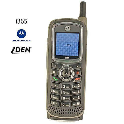 #Motorola #i365 IDEN Unlocked Cell Phone Bundle Items Included 1-Motorola i365 Rugged Phone unlocked 1-Battery Door Covers 1-Battery 1-Wall Charger 1-Blank Nextel...