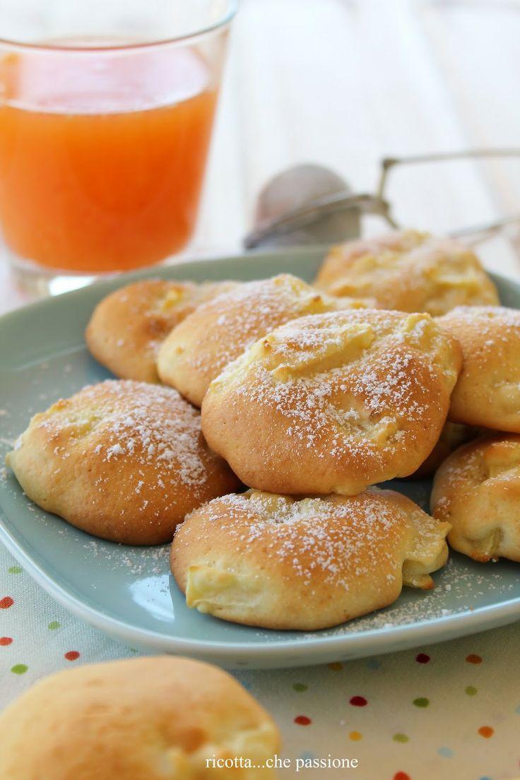tortelli di mele.. tipo frittelle di mela della nonna Francesca!