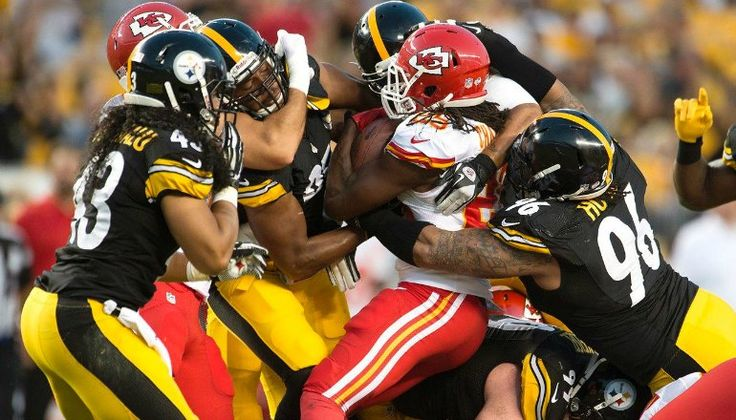 Catch the Pittsburgh Steelers vs Kansas City Chiefs (live stream & scores here) showdown: KC Chiefs vs. Steelers in an action-packed Week 7 game of the 2015 ...
