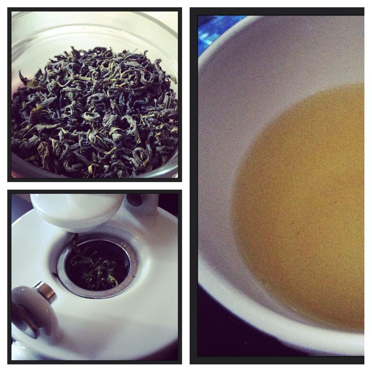 Thé - Tea time