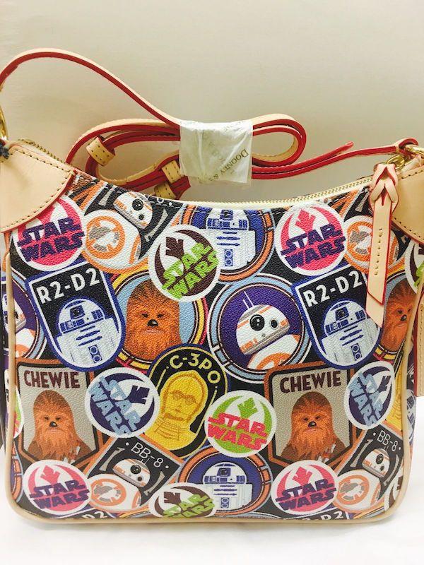 2017 Run Disney Star Wars Weekend Means Dooney & Bourke Bags!