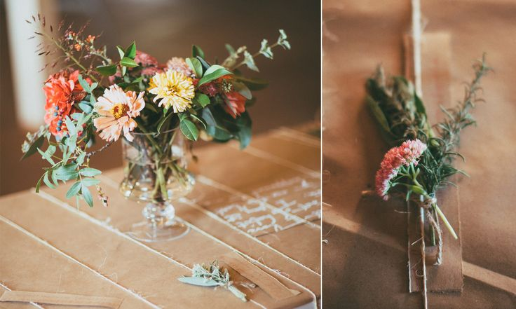 Floriography Flowers | Orange September Events | Loren x Chris Photography | New Mexico