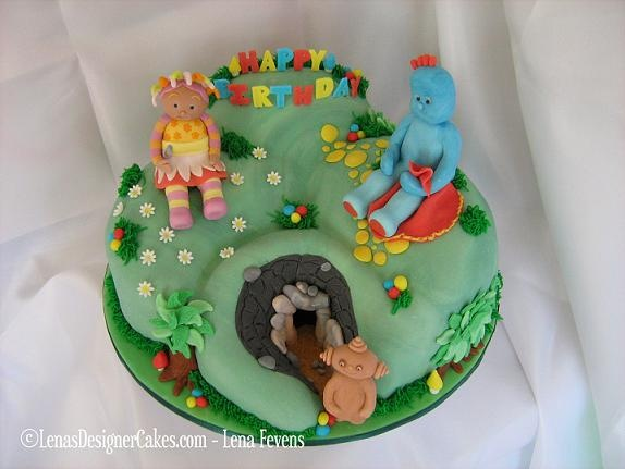 13 best In The Night Garden Party images on Pinterest Night