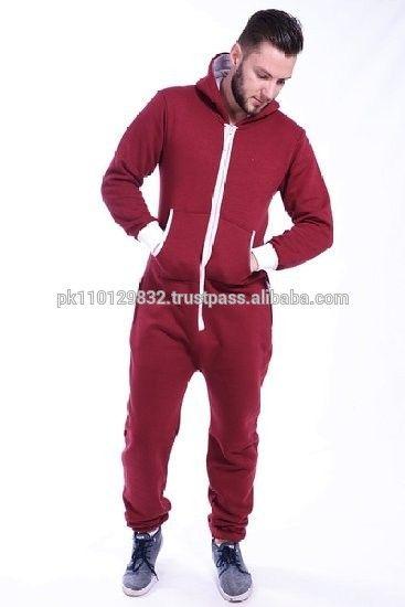 men Cotton Fleece Sweatsuit / men Jogging suit / Custom track suit