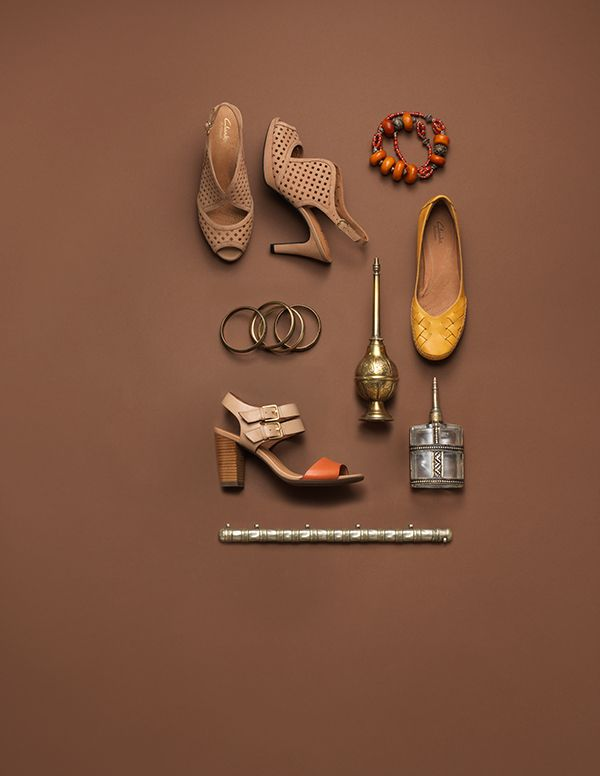 Desert Bohemian | Clarks Spring 2014 Lookbook #spring #trends #style
