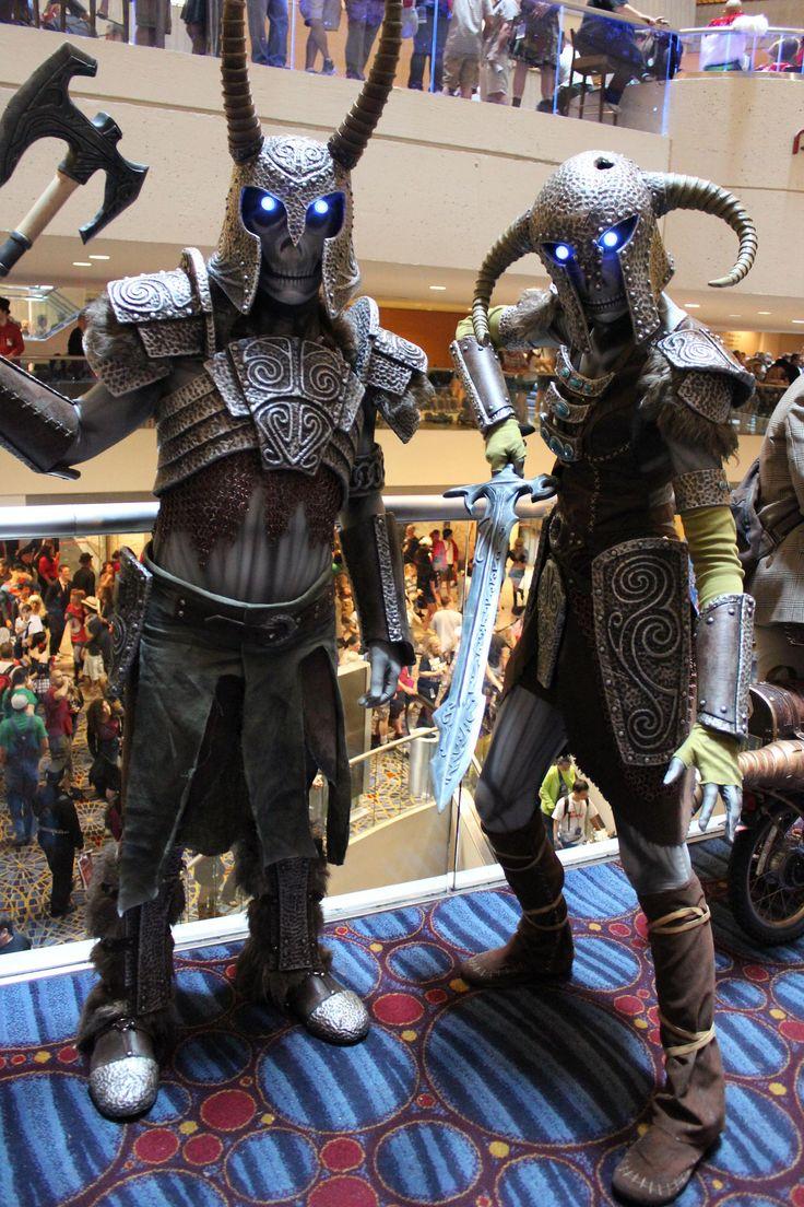 Daedra (Elder Scrolls: Skyrim) | Dragon*Con 2013