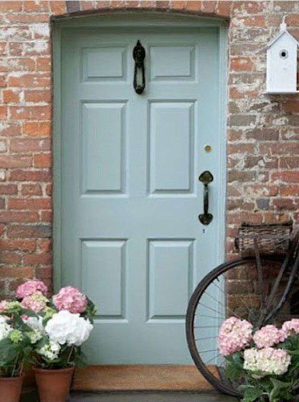 694 Best Images About Painted Doors On Pinterest Patinas Blue Doors And Vintage Doors