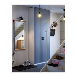 PAX Wardrobe with interior organizers - IKEA