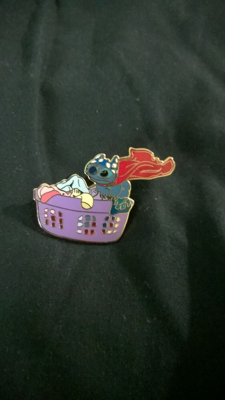 Stitch Disney Trading Pin