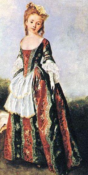 Children's fashion. 1700s | pre 1800 | Pinterest