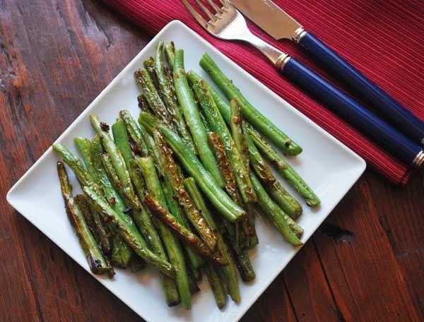 Sautéed Green Beans Recipe   Healthy Recipes Blog