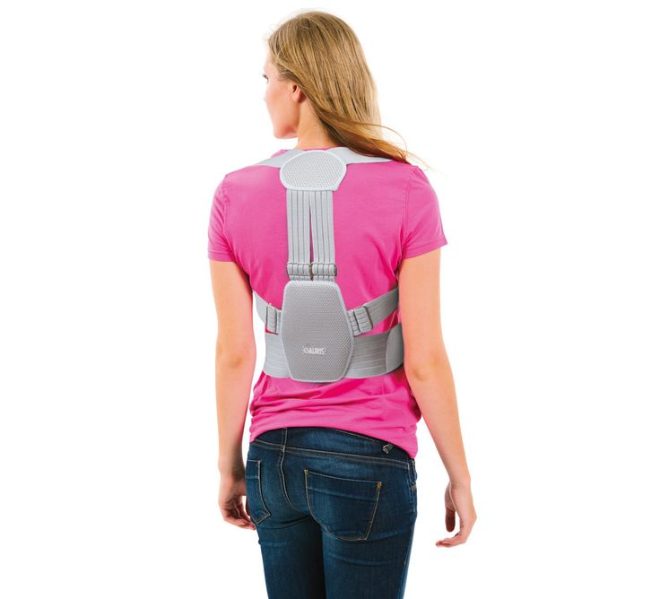 magnetic back straightener posture corrector with therapy. Black Bedroom Furniture Sets. Home Design Ideas