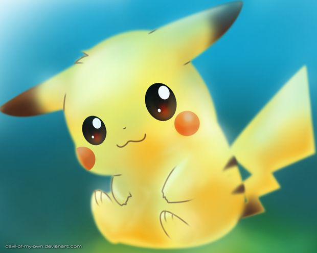 61 best images about cute on pinterest cute wallpapers - Cute pikachu love wallpaper ...