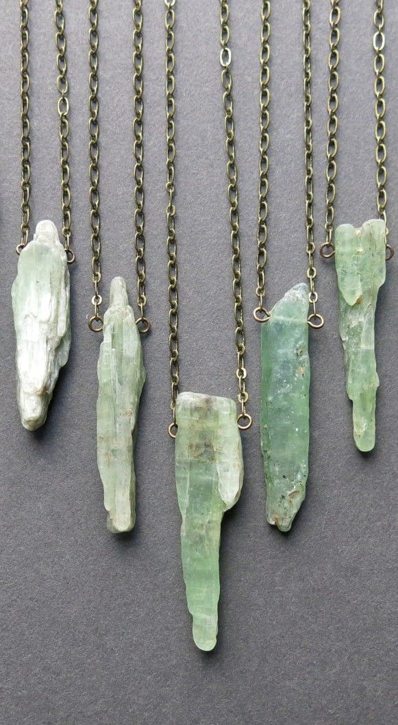15 Best Kyanite Jewelry Images On Pinterest Jewerly