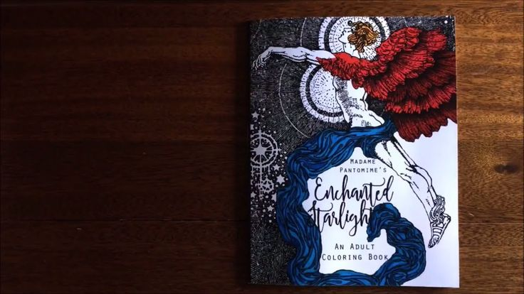 Flip Through Look Inside Of My New Fairy Tale Adult Coloring Book Encha