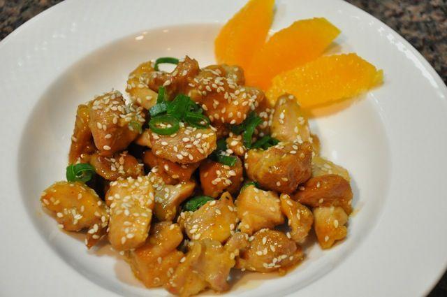 (Gluten-Free & Sugar-Free) Awesome Crispy Orange Chicken | Real Healthy Recipes