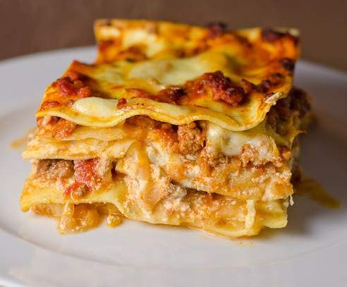 Recipe The Perfect Lasagne by Wendy62 - Recipe of category Main dishes - meat