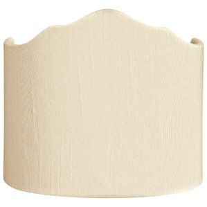 Trim expenses on Timeless 8 Shantung Novelty Lamp Shade