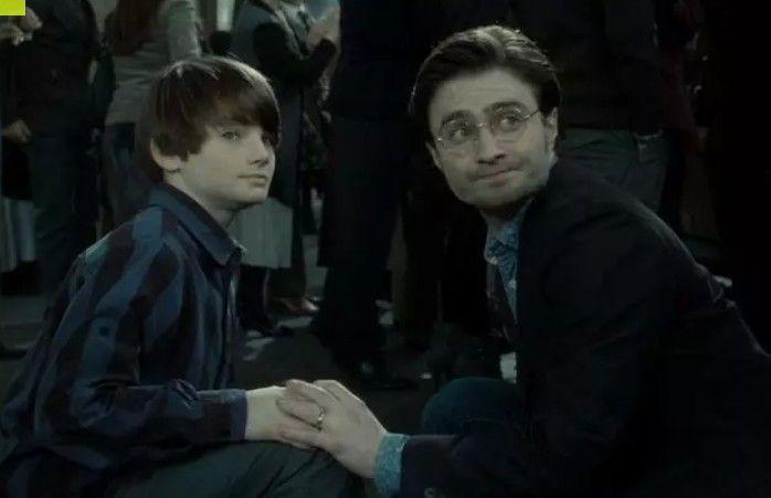 Pin Von Deirdre Auf The Potters Harry Potter Quiz Harry Potters Sohn Harry Potter Traurig