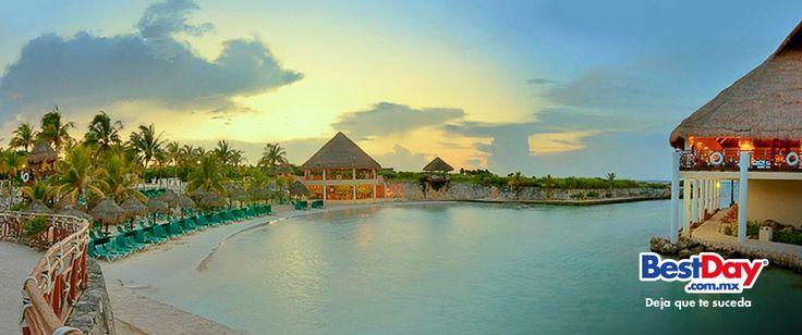 ¿Quién quiere viajar a #RivieraMaya? El hotel Occidental Grand Xcaret en plan Todo Incluido desde $219  pesos al mes. ¡Aprovechen!  #BestDay #OjalaEstuvierasAqui
