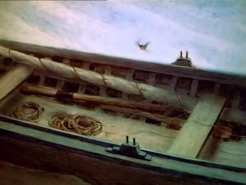 Le Vieil Homme et la Mer d'Alexander Petrov   Une année avec Charlotte