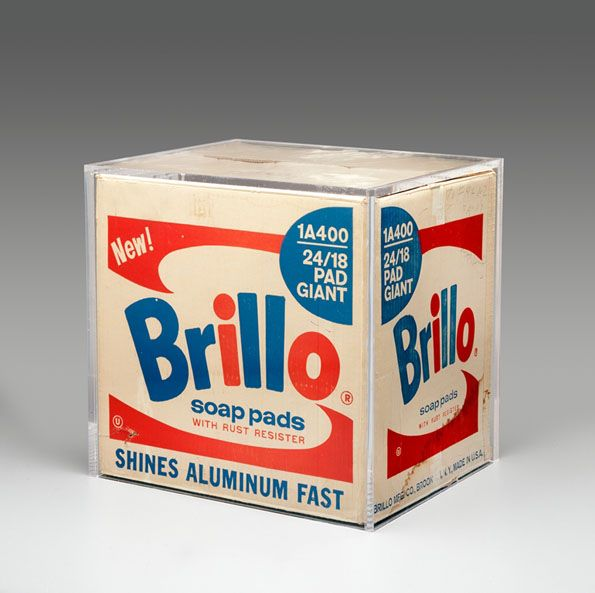 Warhol at Met.