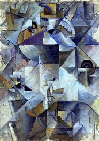 Kazimir Malevitch - cubism.