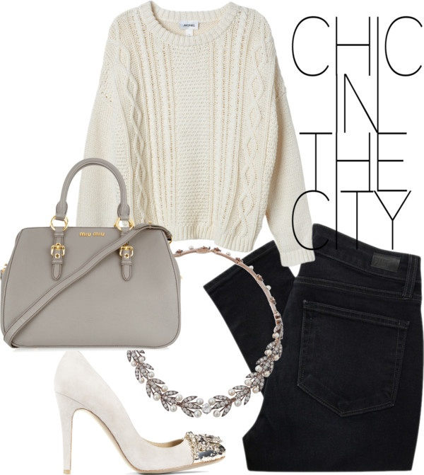 """""""Chic In The City"""" by day-didi on Polyvore"""