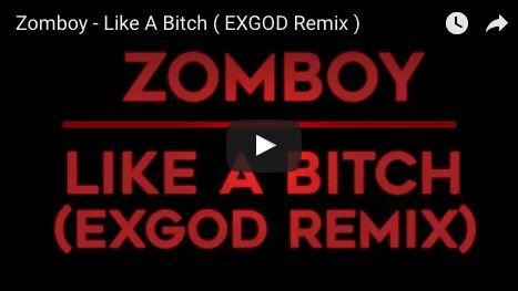 EXGOD | Liveset Trailer