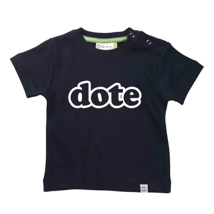 DOTE Babies T-Shirt by Hairy Baby