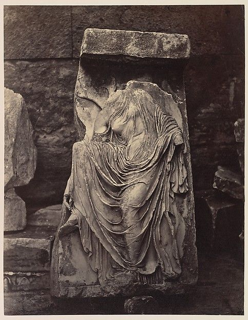 Fragment from Balustrade of the Temple of Athena Nike, Acropolis, Athens