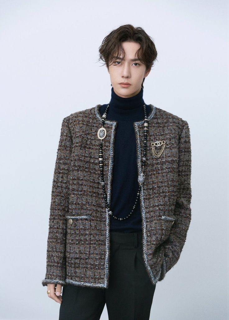 Wang Yibo Thailand 🇹🇭 on Twitter in 2021 Fashion, Kpop