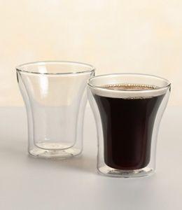 Bodum Coffee / Cappuccino Glasses