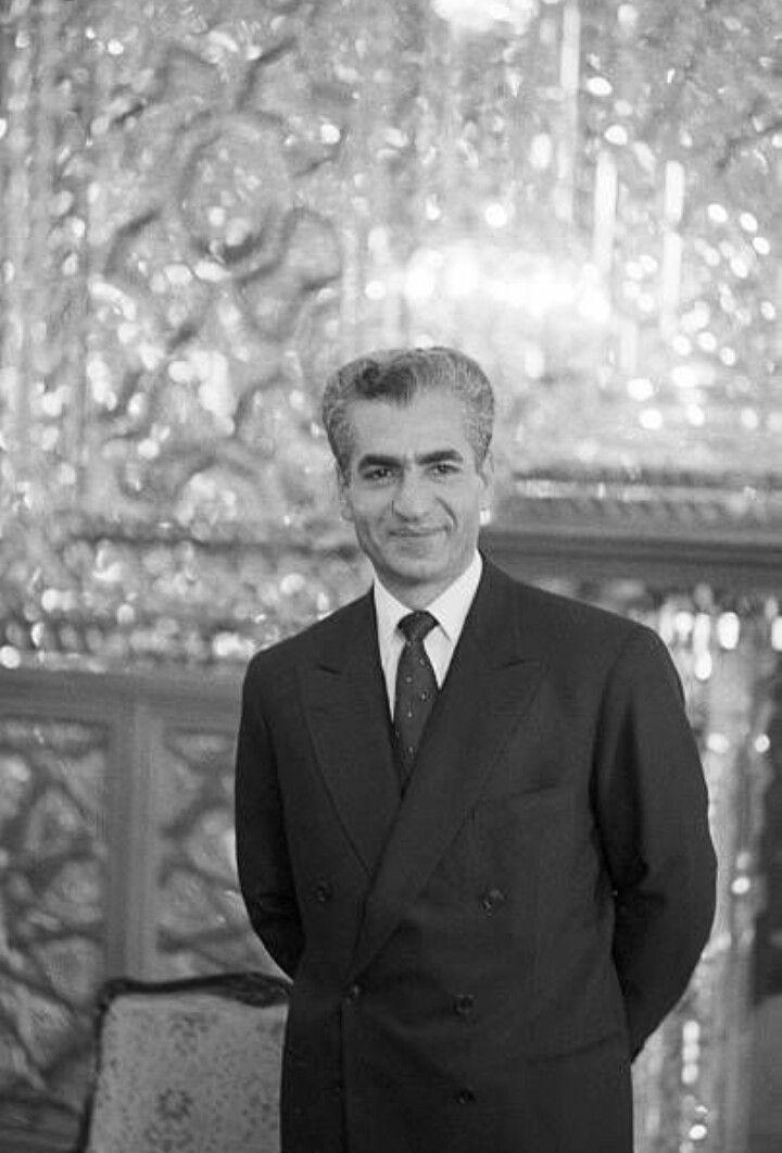 H.I.M. Mohammad Reza Shah Pahl...
