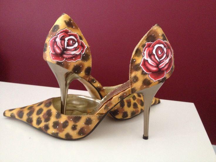 Leopard Roses???!!!!!