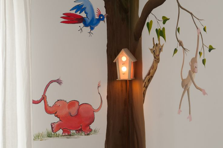 animals as theme for childrens room nursery dierenkamer themakamer baby kind peuter babykamer kinderkamer children kids room nursery