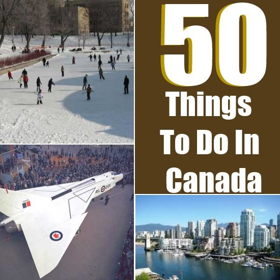 50 Amazing Free Things To Do In #Canada