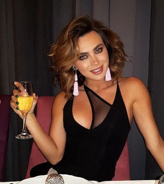 Stephanie Saliba Wikipedia ستيفاني صليبا ويكيبيديا Cute Woman Women Camisole Top