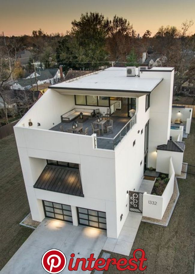 22 Awesome Unique Decor Pick The Space You Will Use And Start To Brainstorm Ideas Modern House Plans Architecture House Modern House Design