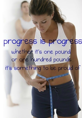 While I agree totally, I'm so damn close to hitting that 100lb lost mark. That day will be one of my proudest.